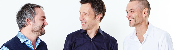 Verinion – Über uns - Portraits Directors