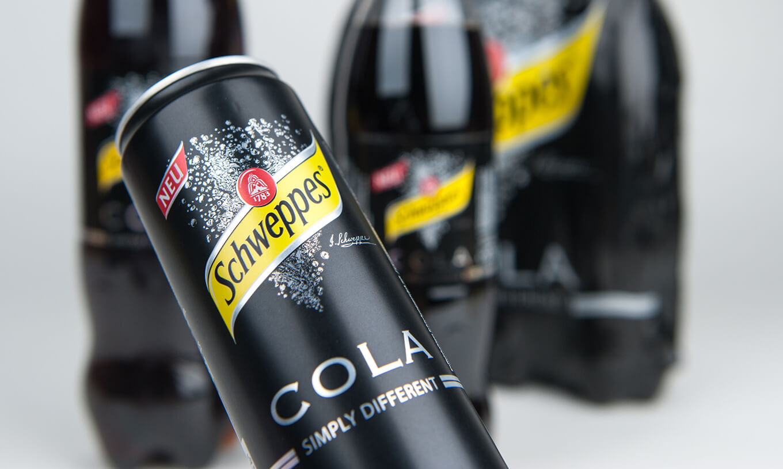 Verinion – Schweppes Cola