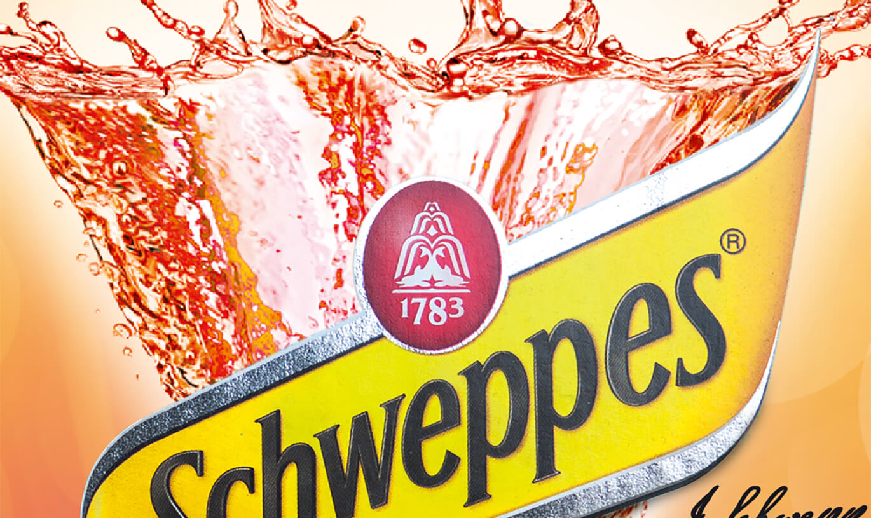 Verinion – Schweppes Fruity