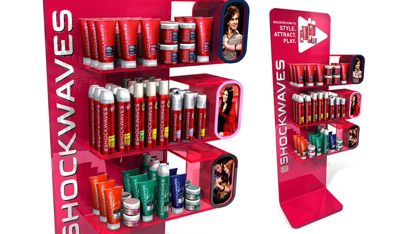 Verinion – Wella Shockwaves