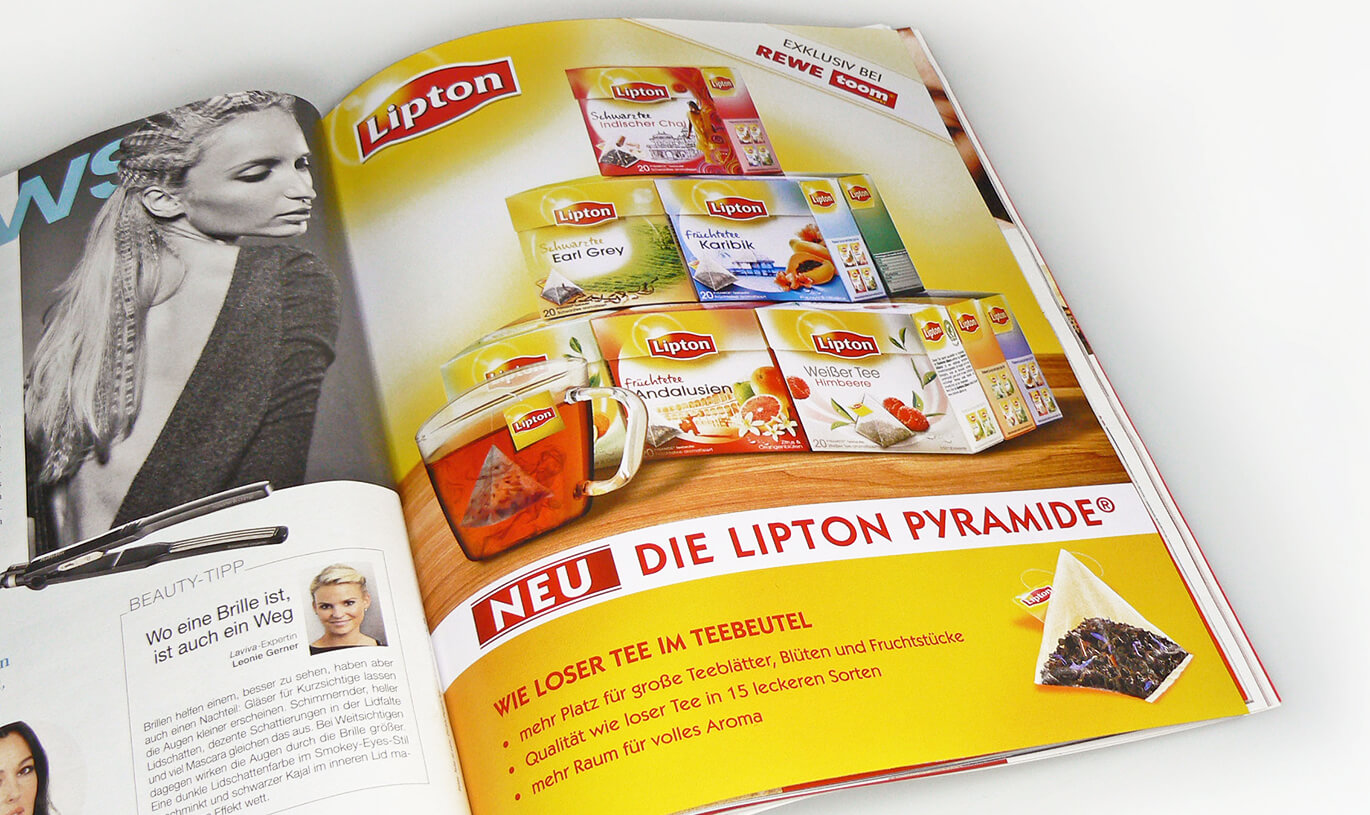 Verinion – Lipton Tee
