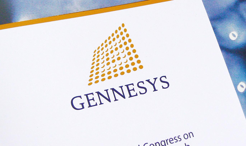 Verinion – Logo-Entwicklung Kunde Gennesys