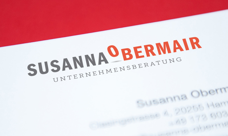Verinion – Logo-Entwicklung Kunde Susanna Obermair