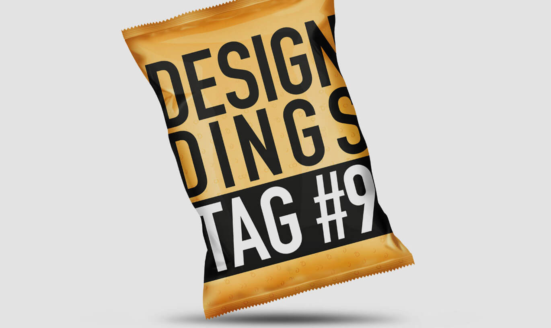 Verinion - Bits & Pieces Design Dings Tag